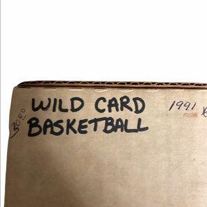 Wild Card basketball 🏀 1-120 1990